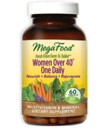 MegaFood Women Over 40 One Daily Multi-Vitamin