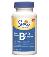 Swiss Natural Super Stress B50 Complex