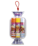 Lip Smackers O&B Candy Ornament Purple