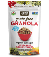 Hippie Snacks Granola Grain Free Seeds & Fruit
