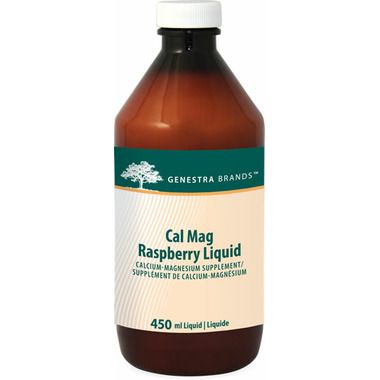 Genestra Cal Mag Raspberry Liquid