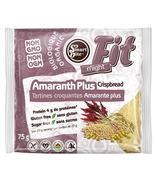 Smartbite Snacks Organic Amaranath Plus Crispbread