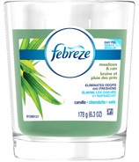 Febreze Candle Air Freshener Meadows & Rain