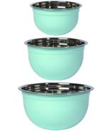 Ensemble de bols à mélanger Now Designs Robins Egg