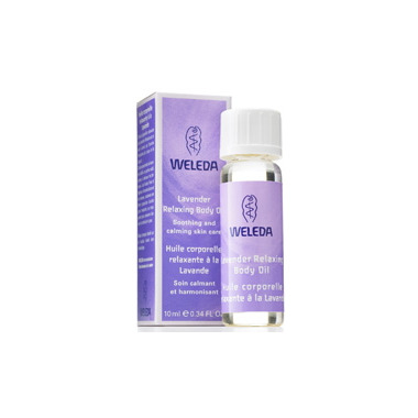 Weleda Lavender Relaxing Oil Travel Size