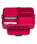 Mepal Bento Box Large Nordic Red