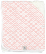 Perlimpinpin Bamboo Hooded Towel Diamond
