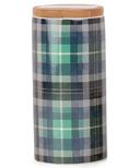 Paddywax Tartan Balsam Fir Plaid Candle