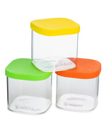Yumbox Chop Chop Containers Vibrant