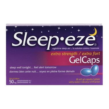 Sleep-Eze Extra Strength