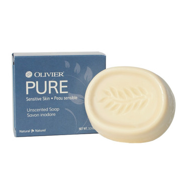Olivier Pure Soap Unscented