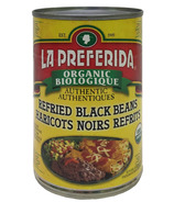 La Preferida Organic Refried Black Beans