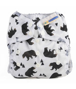 Mother ease Air Flow Snap Cover Bear Bum