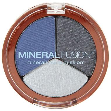 Mineral Fusion Eye Shadow Trio Stormy