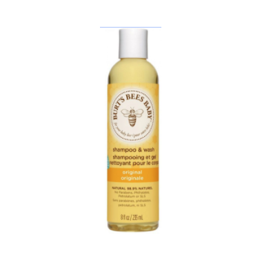 Burt\'s Bees Baby Bee Shampoo & Body Wash