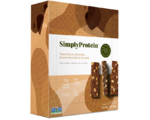 Simply Protein: de nouvelles barres à grignoter