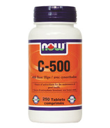 NOW Foods C-500 with Rose Hips