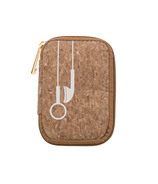 MYTAGALONGS Oak Earbud Case