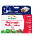 Jamieson Melatonin 3 Strips Chocolate Mint Flavour