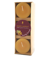 Honey Candles Essentials Votive Candles Country Lavender