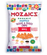 Mozaics BBQ Popped Veggie & Potato Chips
