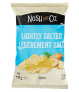 Nosh & Co. Potato Chips Lightly Salted