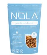 Nola Baking Co. Granola Nut Clusters Vanilla Almond