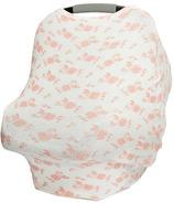 aden+anais Snuggle Knit Multi-use Cover Rosettes