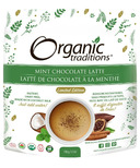 Organic Traditions Limited Edition Mint Chocolate Latte