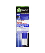 Garnier Ultra-Lift Miracle Sleeping Cream Anti-Age + Anti-Fatigue Eye Cream