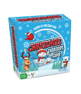 Outset Media Christmas Charades Game Tin