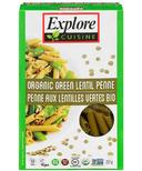 Explore Organic Green Lentil Penne