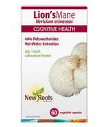New Roots Herbal Lion's Mane Cognitive Health