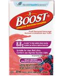 Boost Fruit Flavoured Beverage Wildberry