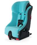 Clek Foonf Convertible Car Seat Capri Anti-Rebound Bar with Black Shell