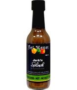 Hot Mamas Jerk'n Hot Splash Hot Sauce