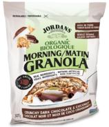 Jordans Organic Crunchy Dark Chocolate & Coconut Granola