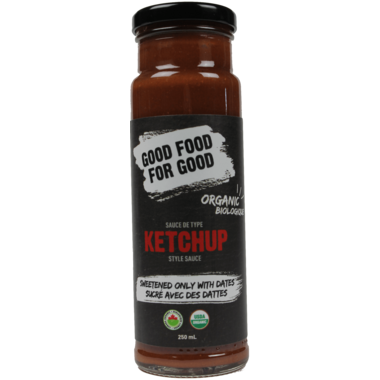 Good Food For Good Ketchup