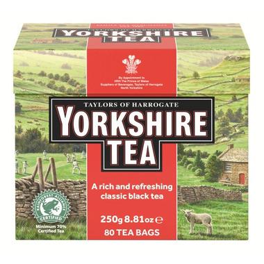 Taylors of Harrogate Yorkshire Tea