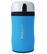 Thinksport GO4th Food Container Light Blue