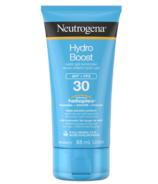Neutrogena Hydroboost Sunscreen SPF30