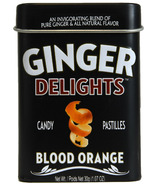 Ginger Delights Candy Blood Orange