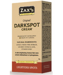 Zax's Dark Spot Cream