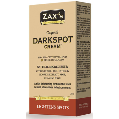 Zax\'s Dark Spot Cream