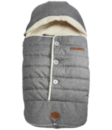 JJ Cole Urban Toddler Bundleme Heathered Grey