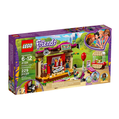 LEGO Friends Andrea\'s Park Performance