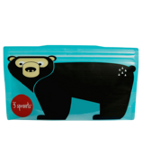 3 Sprouts Snack Bags Bear