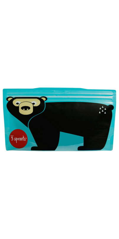 Buy 3 Sprouts Snack Bags Bear From Canada At Well Ca Free Shipping