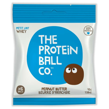 The Protein Ball Co. Peanut Butter