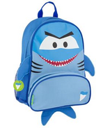 Stephen Joseph Sidekicks Backpacks Shark